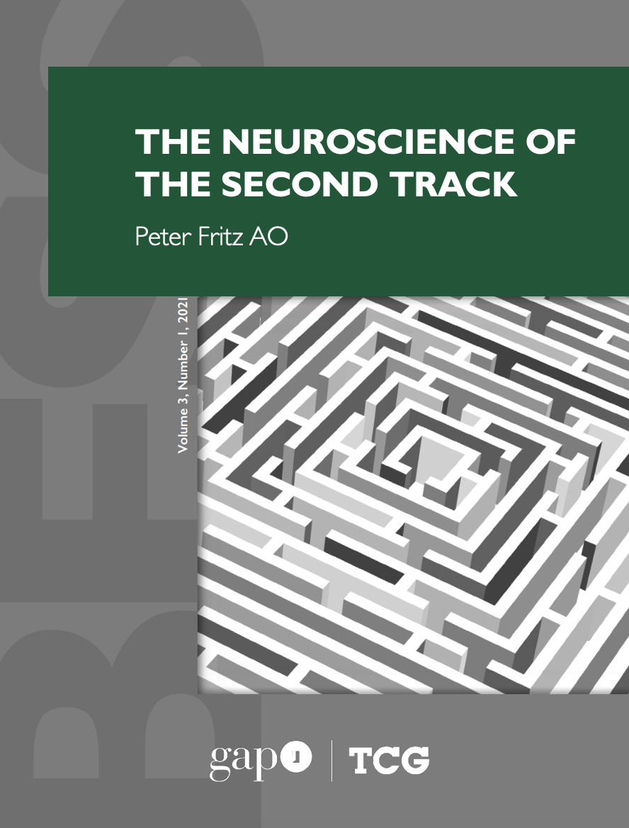 Cover photo for Peter Fritz's article