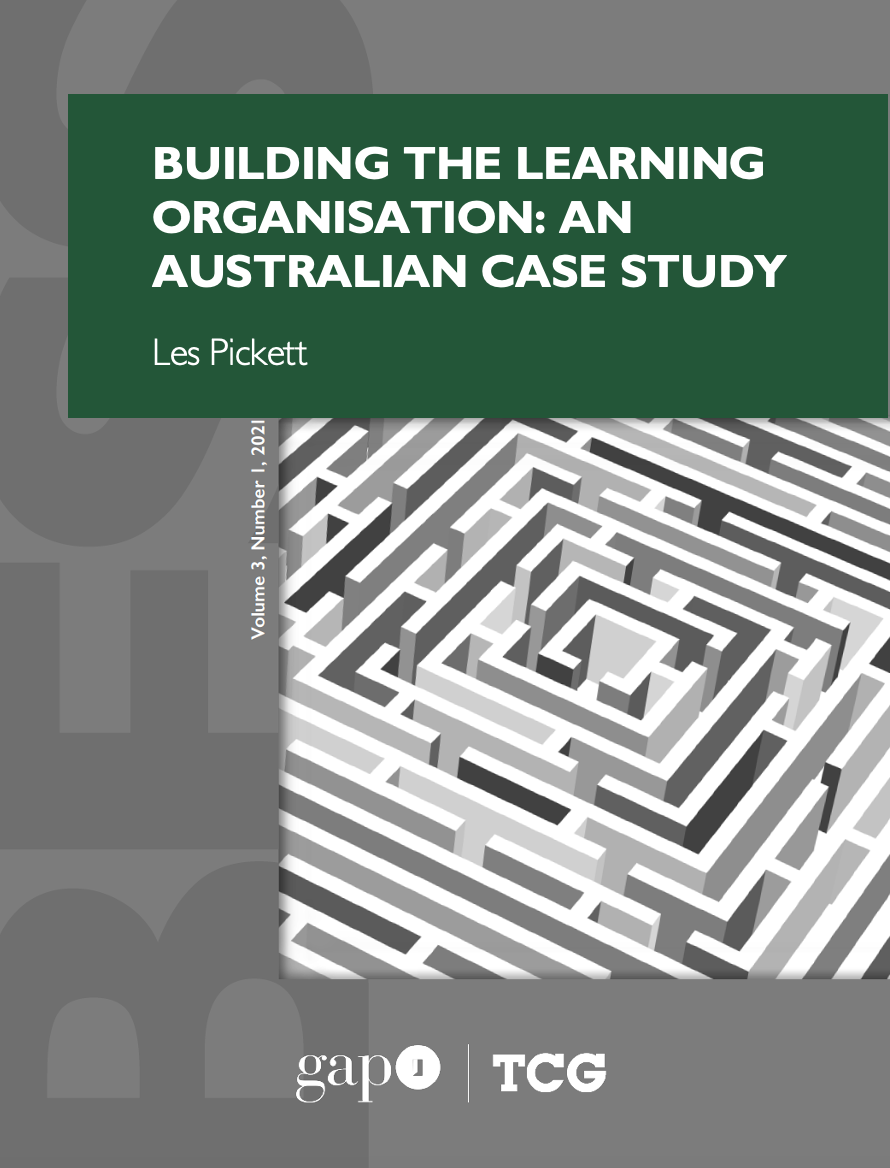 cover image of Les Pickett's article
