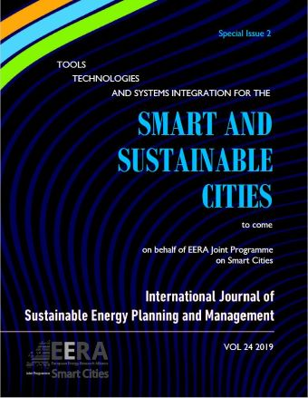 Cover page: Tools, technologies and systems integration for the Smart and Sustainable Cities to come