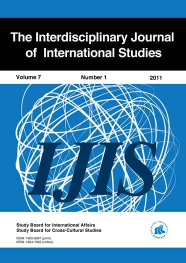 The Interdisciplinary Journal of International Studies - Volume 7, 2011